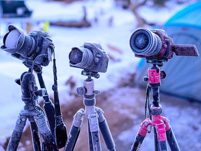 Πως να αποψύξετε μία DSLR φωτογραφική μηχανή