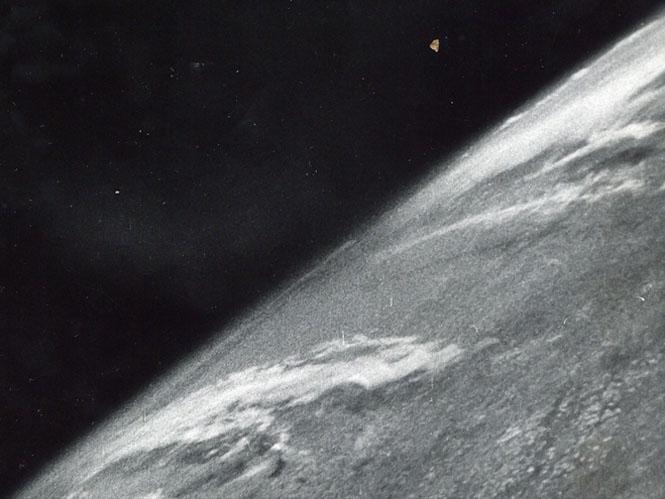 Η πρώτη φωτογραφία της Γης από το διάστημα έγινε με ένα πύραυλο V-2 των Ναζί;