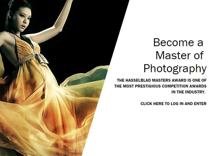 Hasselblad Masters 2016, μέχρι τις 31 Μαΐου οι υποβολές συμμετοχών