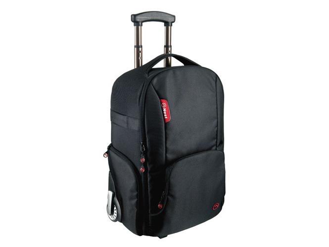 Επαγγελματική rolling τσάντα Nest Athena 100 (Hands on)