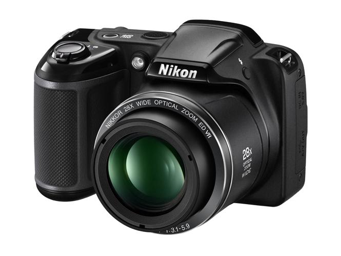 Νέα Nikon COOLPIX L340, οικονομική zoom μηχανή με 28x zoom