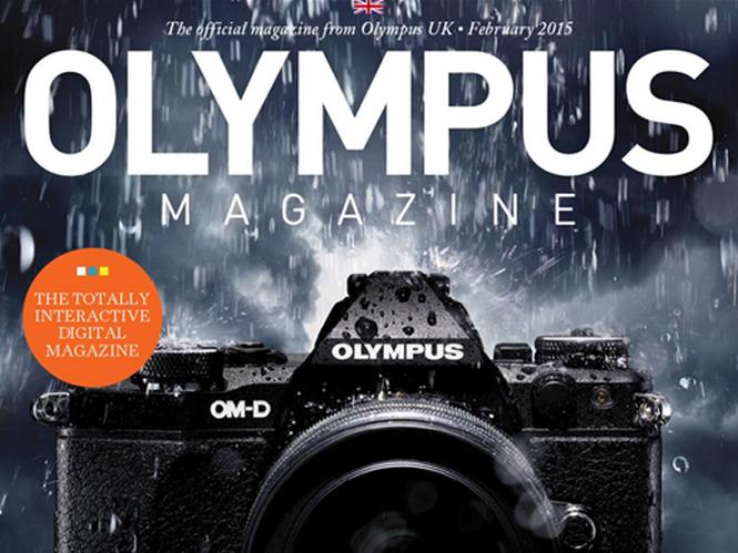 Διαθέσιμο το τεύχος Φεβρουαρίου του Olympus Magazine