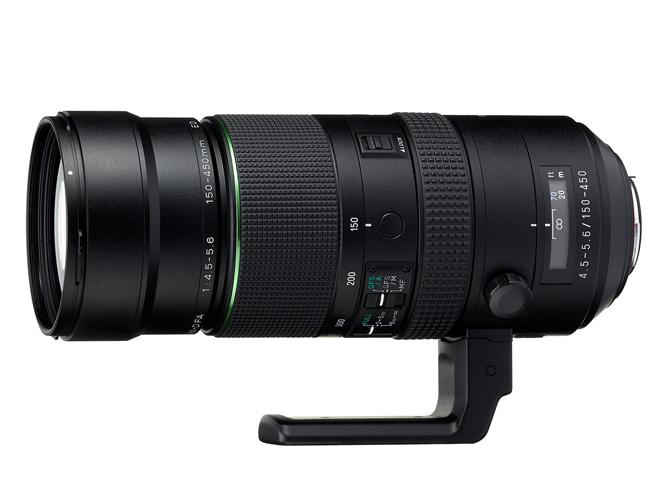 Νέος υπερτηλεφακός HD PENTAX-D FA 150-450mm F4.5-5.6ED DC AW