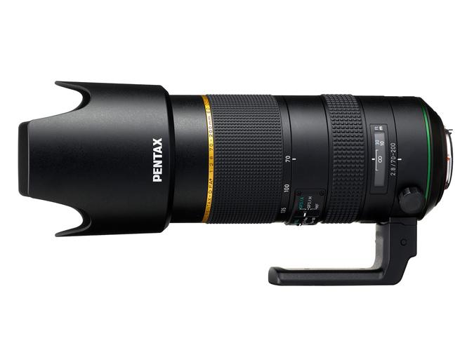 Η Pentax παρουσιάζει τον νέο HD PENTAX-D FA★ 70-200mm F2.8ED DC AW