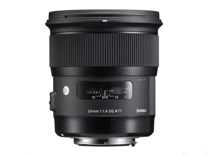DxOMark:  ο Sigma 24mm f1.4 Art είναι καλύτερος του Nikon και του Zeiss