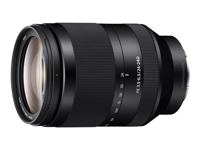 Sony FE 24-240mm F3.5-6.3 OSS, νέος superzoom φακός για Full Frame μηχανές