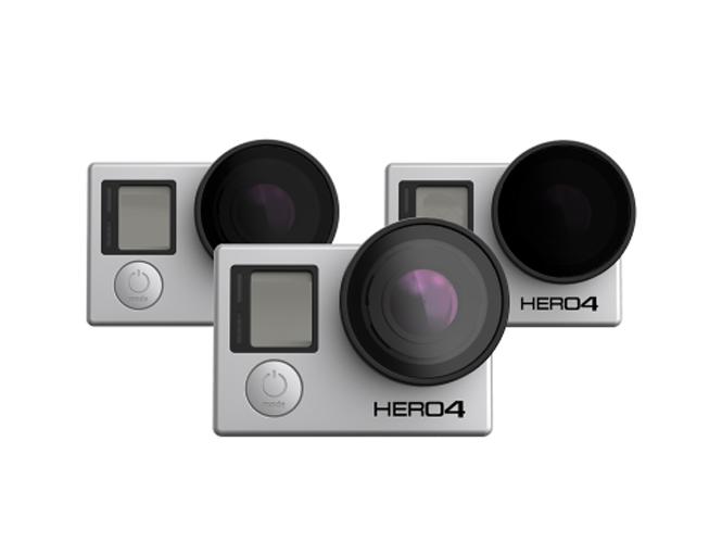 Νέα φίλτρα από την PolarPro για GoPro κάμερες που χρησιμοποιούνται σε drones