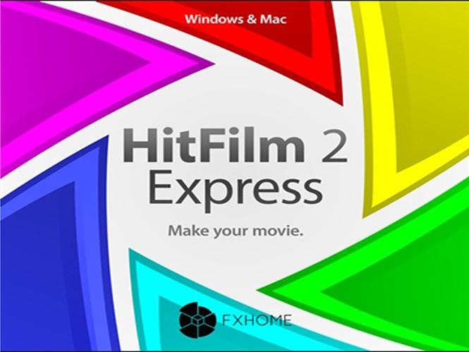Κατεβάστε ΔΩΡΕΑΝ το λογισμικό επεξεργασίας video, HitFilm 2 Express