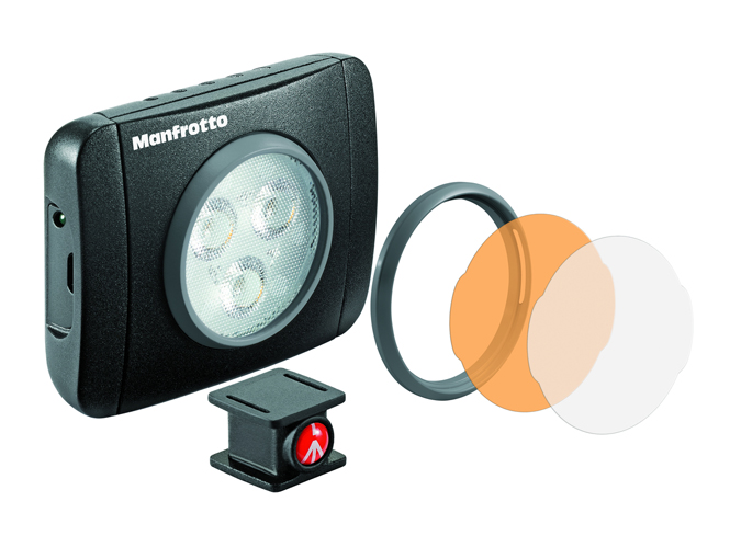 Manfrotto Lumie-3