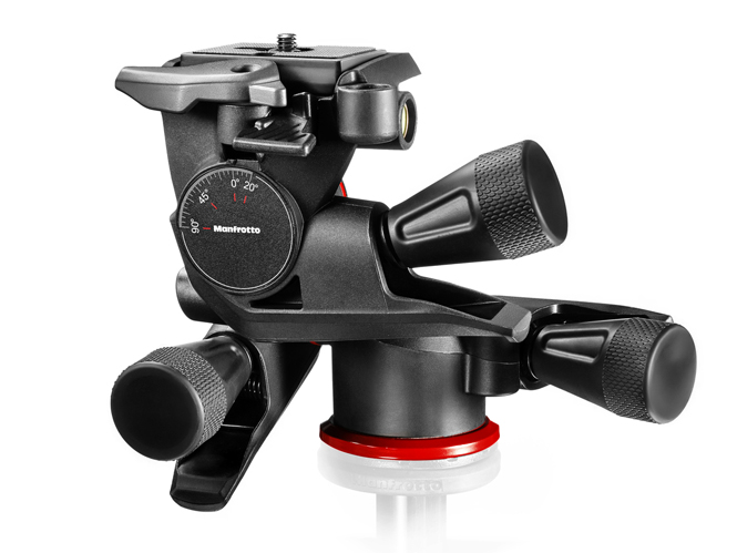 Manfrotto XPRO Geared-4