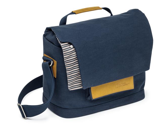 Shoulder Bag for DSLR/Medium Messenger for Personal Gear, Laptop and DSLR