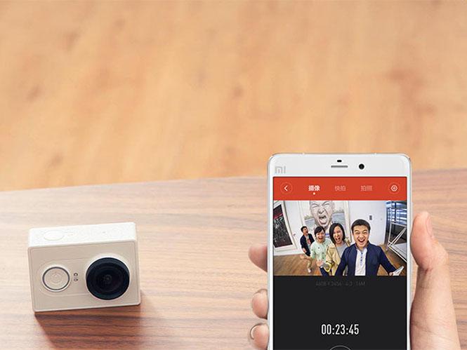 Xiaomi Yi Action Camera-1