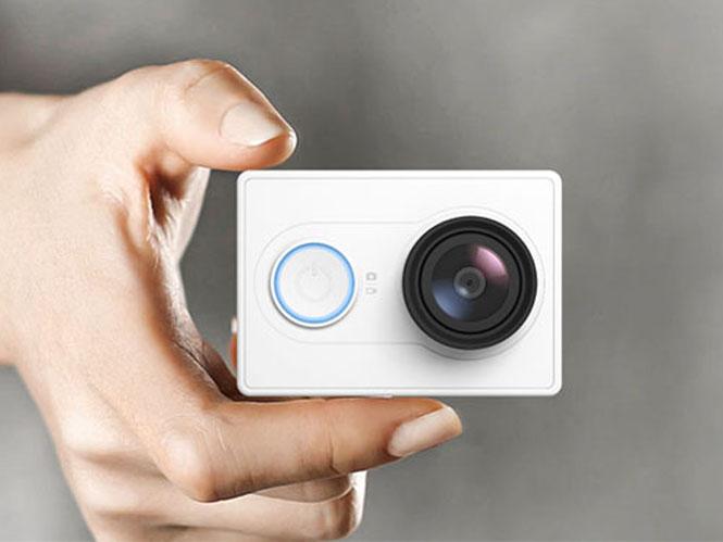 Xiaomi Yi Action Camera, κινεζική επίθεση στην GoPro με τιμή κάτω από 100 ευρώ