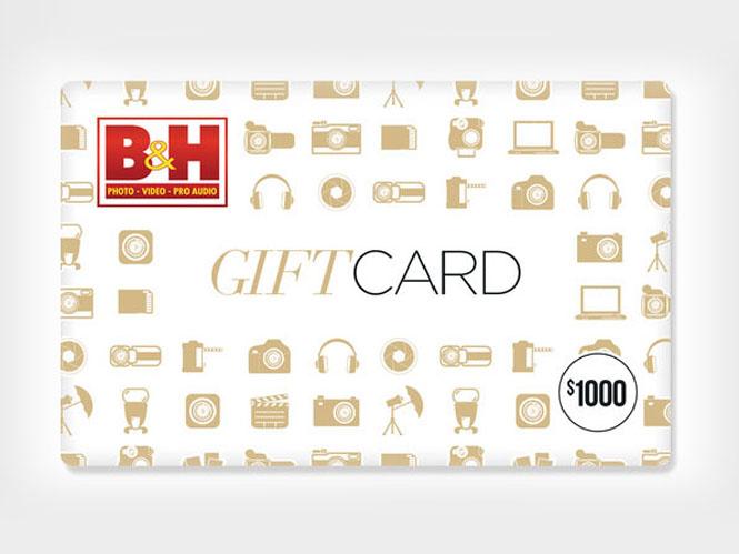 Μεγάλη κλήρωση από την Petapixel με δώρο μία δωροεπιταγή 1.000 δολαρίων από το B&H