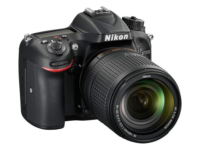 Η Nikon αναφέρει τις Nikon D5500 και Nikon D7200 ως παλιά μοντέλα