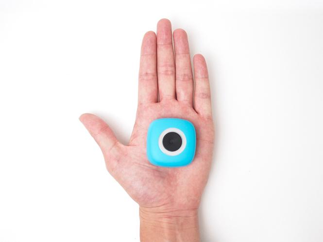 Podo, μία κάμερα που κολλάει παντού και ελέγχεται από το smartphone σας