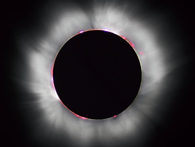 Μερική έκλειψη ηλίου (συμβαίνει τώρα)