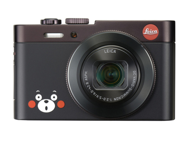 Νέες ειδικές εκδόσεις Kumamon των Leica C και Leica M