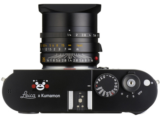 Leica-M-Kumamon-limited-edition