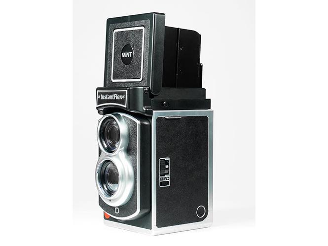 Mint InstantFlex TL70, νέα Twin-Lens μηχανή με instant film