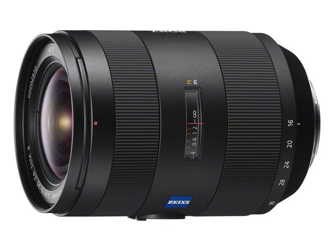 Η Sony φρεσκάρει τους Zeiss φακούς 24-70mm και 16-35mm για A-mount