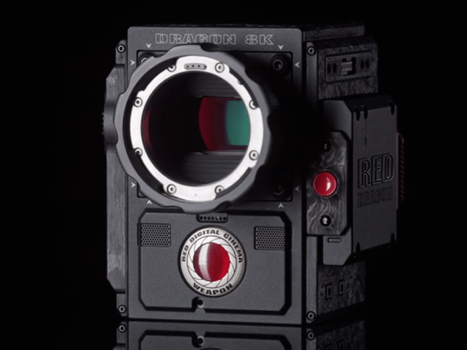 Red Weapon, νέο σώμα το οποίο σύντομα θα παίρνει αισθητήρα 8K