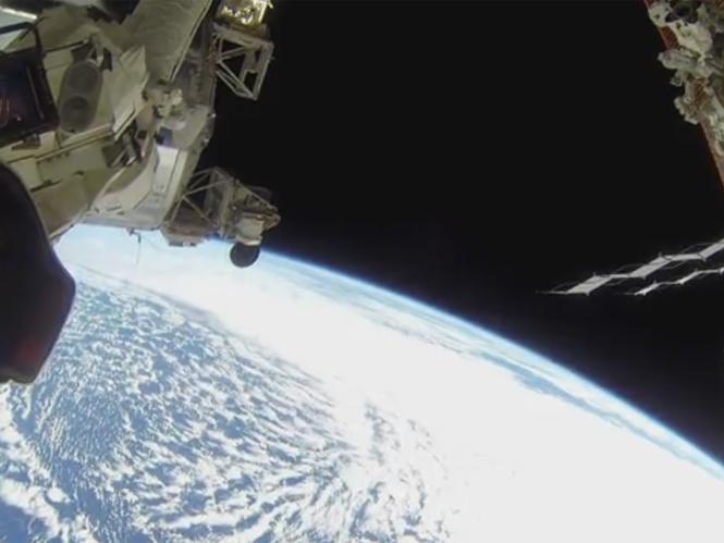 NASA και GoPro μας προσφέρουν μοναδικά πλάνα από διαστημικούς περιπάτους