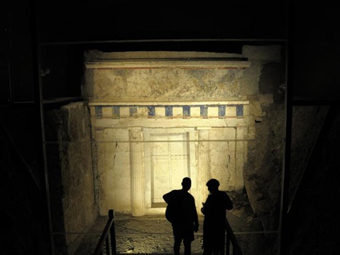 """Έκθεση φωτογραφίας """"Αρχαιολογικοί τόποι της Μακεδονίας"""""""