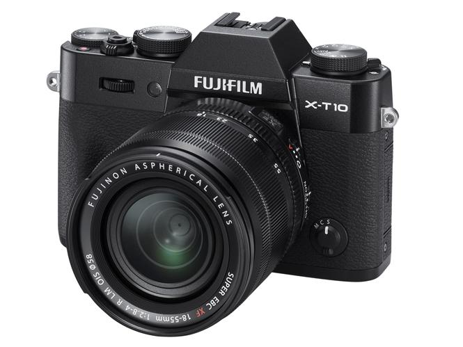 Αναβάθμιση  Firmware για τη Fujifilm X-T10