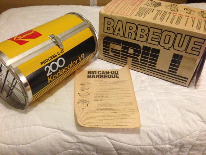 Kodak BBQ-4