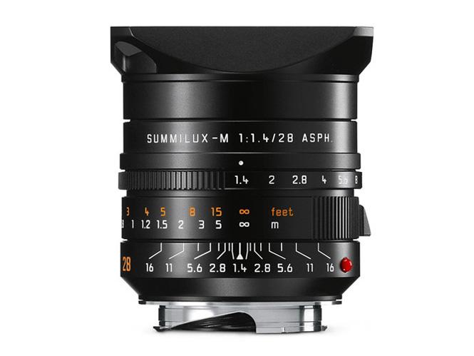 H Leica παρουσιάζει τον πρώτο φακό της για το σύστημα M στα 28mm με f/1.4