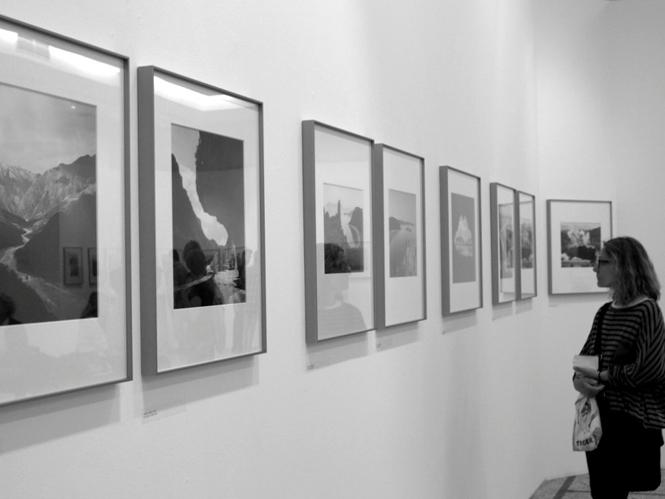 """Εγκαινιάστηκε η Έκθεση Φωτογραφίας """"Φωτογραφικόν Πρακτορείον Δ. Α. Χαρισιάδη"""""""