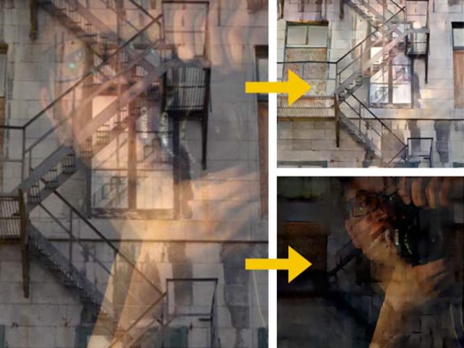 Οι φωτογραφίες χωρίς αντανακλάσεις από τζάμια, είναι πιο κοντά από ποτέ