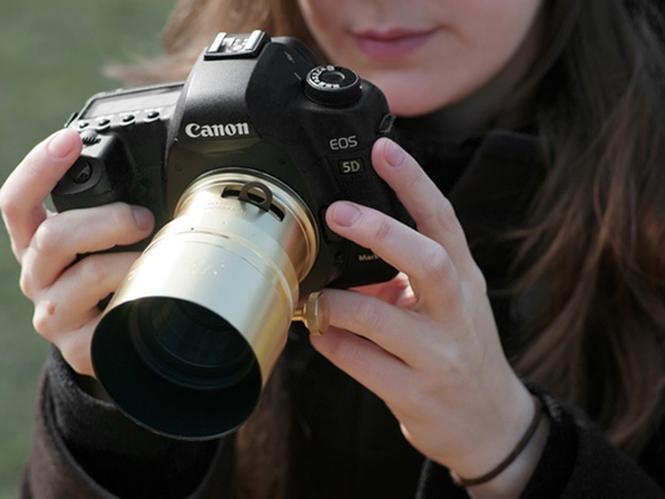 H Lomography παρουσιάζει τον Petzval 58 Bokeh Control Art Lens