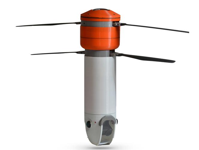 Sprite, αυτό είναι το πιο περίεργο drone που έχουμε δει