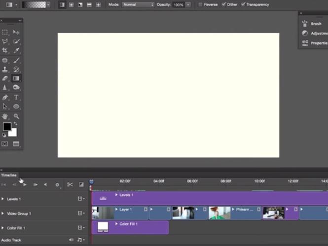 Τρία νέα videos δείχνουν πως γίνεται η επεξεργασία video στο Adobe Photoshop
