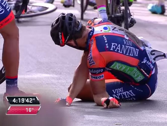 Στα δικαστήρια ο απρόσεκτος φωτογράφος του Ποδηλατικού Γύρου Ιταλίας