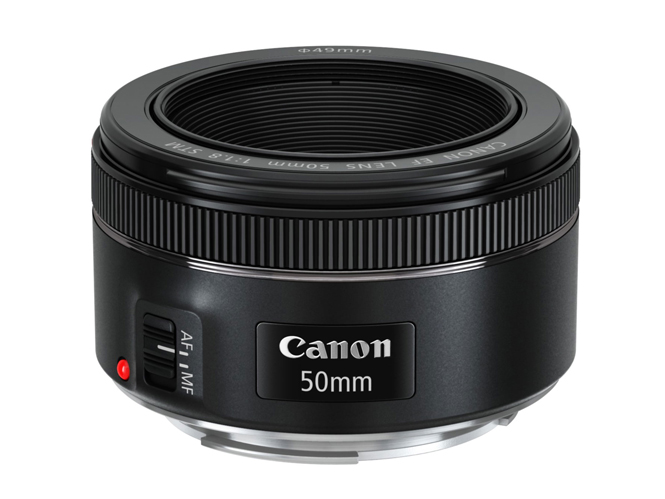 Canon EF 50mm f/1.8 STM, ανακοινώθηκε ο νέος φθηνός prime της Canon
