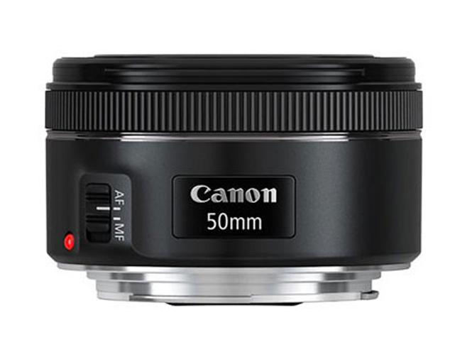Διέρρευσε η πρώτη εικόνα του Canon EF 50mm F/1.8 STM
