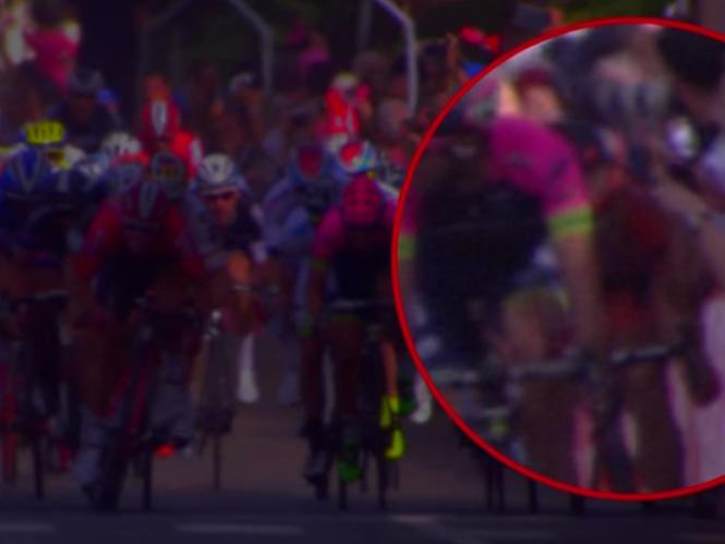 Φωτογράφος προκαλεί τον σοβαρό τραυματισμό ποδηλάτη
