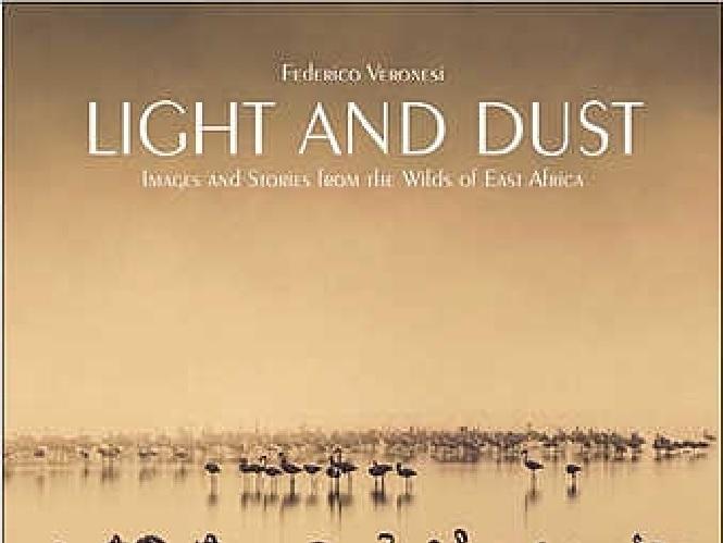 Το Light and Dust είναι το νέο βιβλίο του Federico Veronesi με εικόνες από τη Ανατολική Αφρική