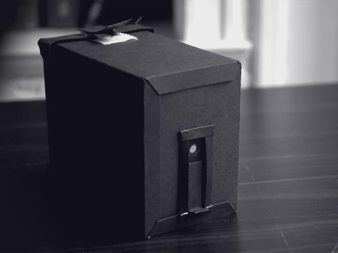 Δείτε σε video πως να δημιουργήσετε την δική σας Pinhole μηχανή