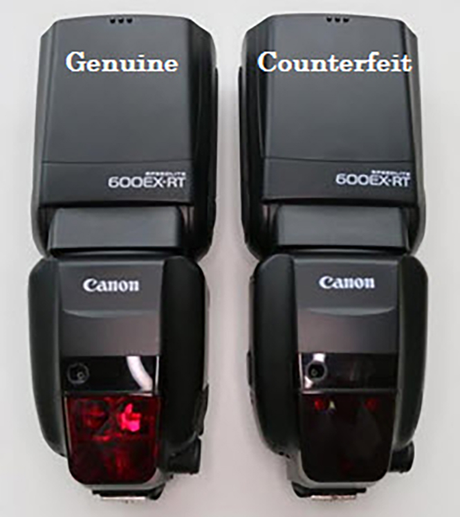 Canon Speedlite 600EX-RT-1