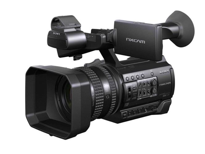 Sony NXCAM HXR-NX100, νέα επαγγελματική camcorder