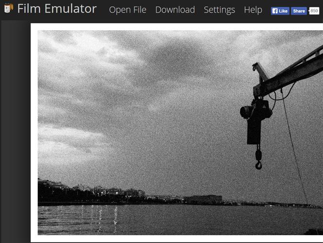 Film Emulator, δώστε στις εικόνες σας την αισθητική των films