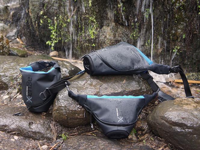 Η τσάντα AGUA είναι παντός καιρού και θα σας ακολουθήσει παντού