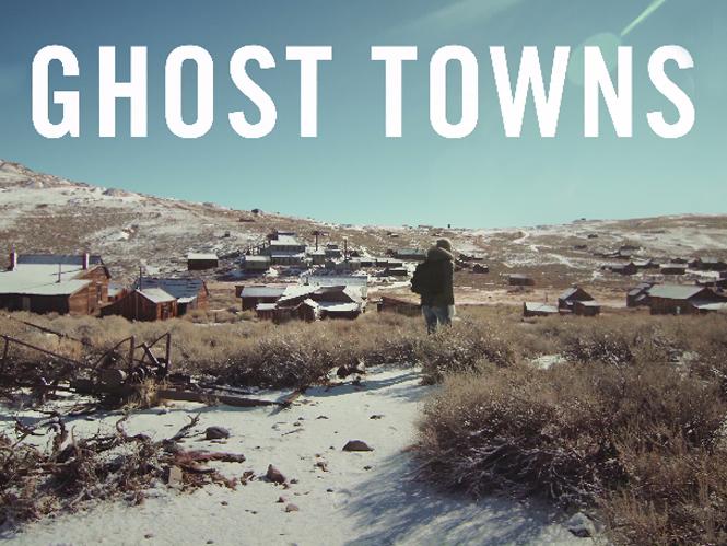 Ghost Towns, ένα εντυπωσιακό video, ανάλυσης 8K