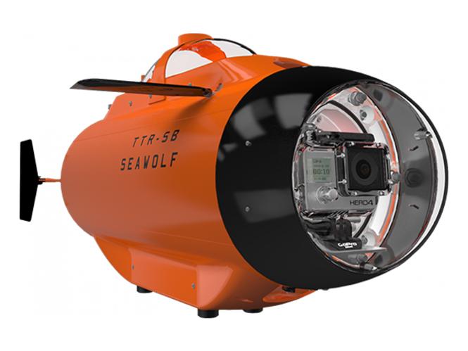 Seawolf, ένα υποβρύχιο για την GoPro