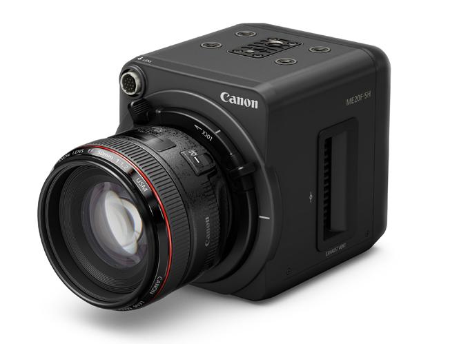 "Canon ME20F-SH, ανακοινώθηκε νέα κάμερα με ISO που ""πάει"" πάνω από 4.000.000"