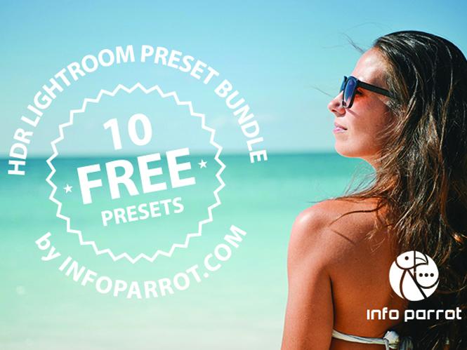 Αποκτήστε 10 δωρεάν HDR presets για το Adobe Lightroom